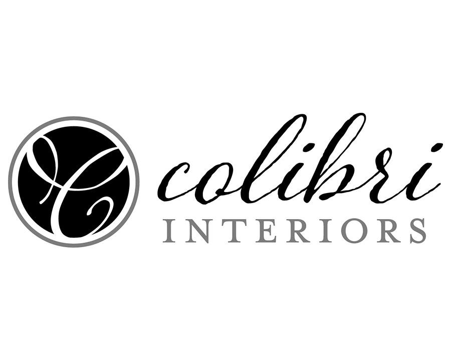 Colibri Interiors Phoenix Logo Design